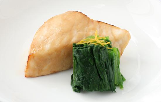 めかじきの柚庵焼き