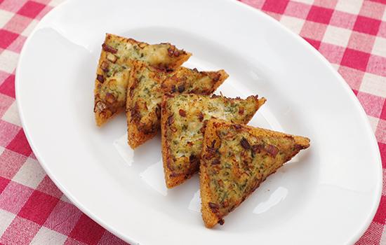 めかじきミニ揚げパン