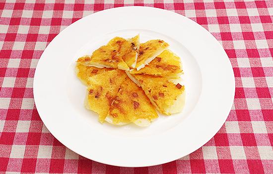 めかじきのポテトチーズ焼き